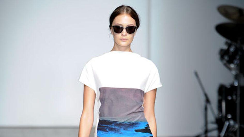 Rachel Comey - Semana de la Moda de Nueva York Primavera Verano 2012