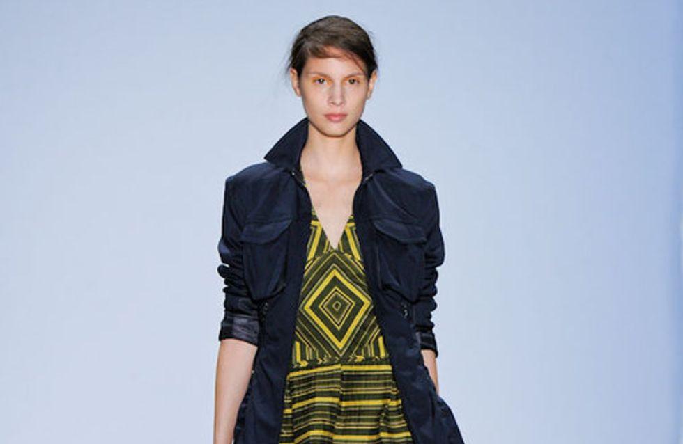 Richard Chai Love New York Fashion Week Spring Summer 2012
