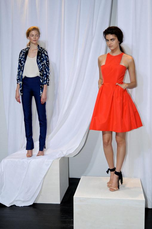 Wes Gordon - NY Fashion Week FS 2012
