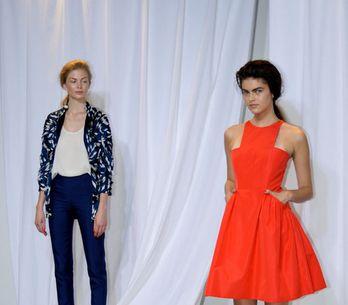 Wes Gordon - Semana de la Moda de Nueva York Primavera Verano 2012