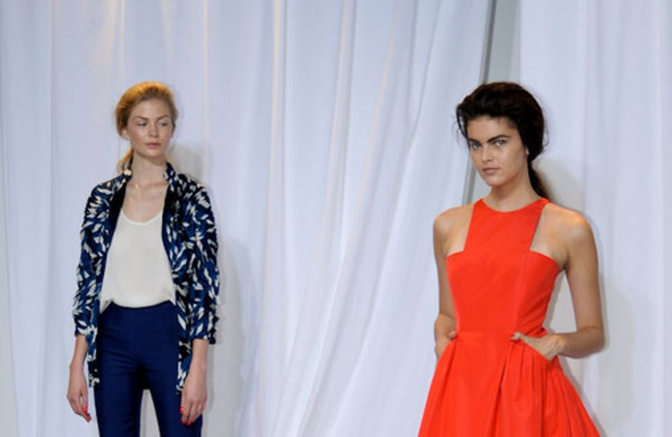 Wes Gordon - Fashion Week New York Frühjahr/Sommer 2012