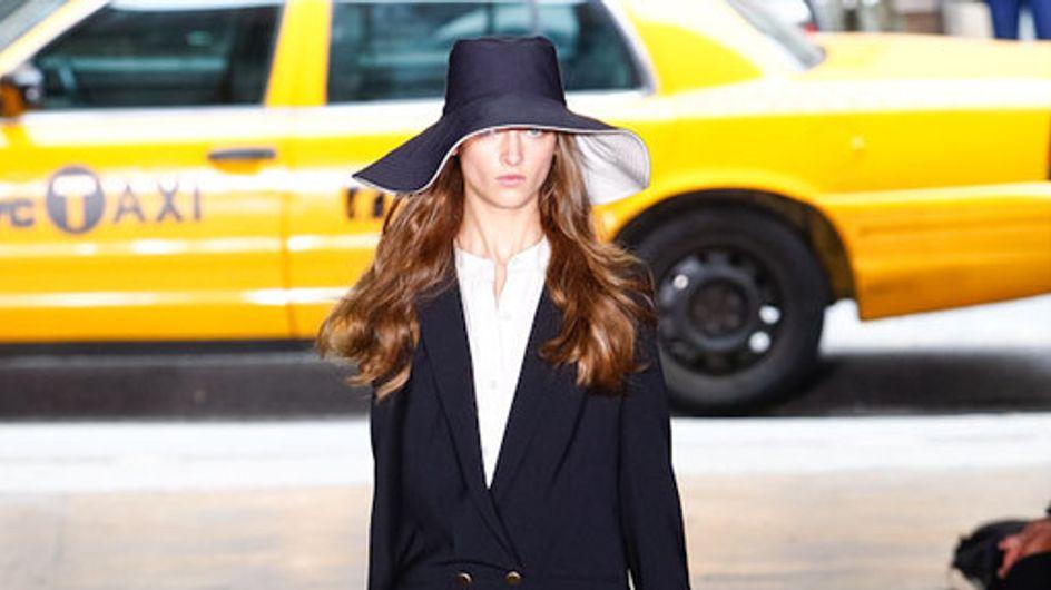 DKNY New York Fashion Week Spring Summer 2012