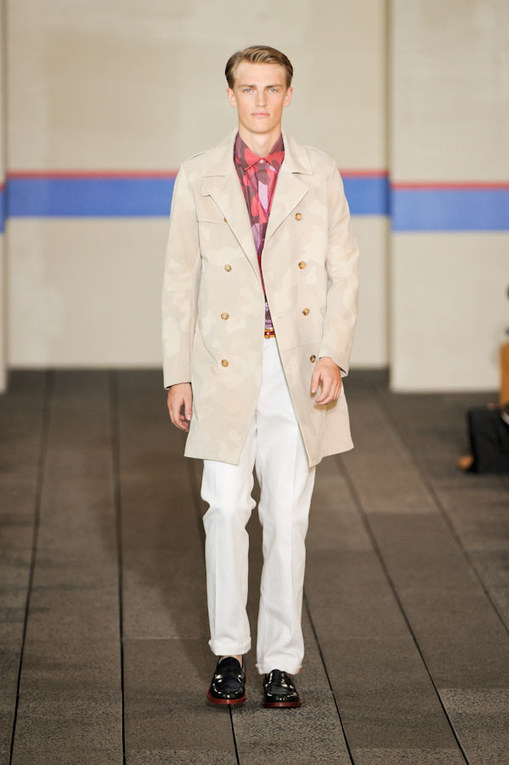 Tommy Hilfiger Men - NY Fashion Week Frühjahr/Sommer 2012