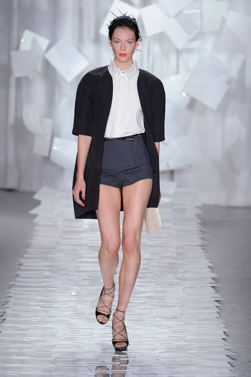 Jason Wu prêt-à-porter donna NY Fashion Week pe 2012