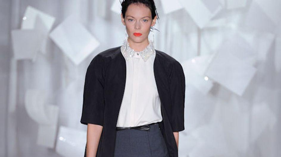 Jason Wu New York Fashion Week Spring Summer 2012