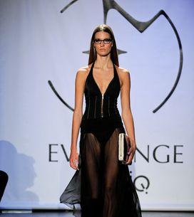 Eva Minge - Semana de la Moda de Nueva York Primavera Verano 2012