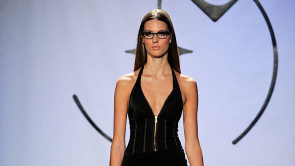 Eva Minge - Fashion Week New York Frühjahr/Sommer 2012