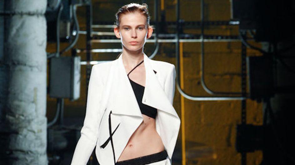 Helmut Lang New York Fashion Week Spring Summer 2012