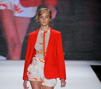 Vivienne Tam - Semana de la Moda de Nueva York Primavera Verano 2012