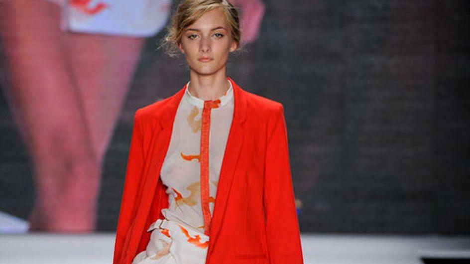 Vivienne Tam - Fashion Week New York Frühjahr/Sommer 2012
