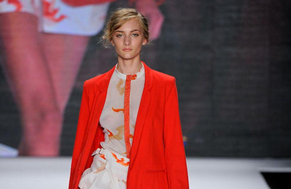 Vivienne Tam New York Fashion Week Spring Summer 2012