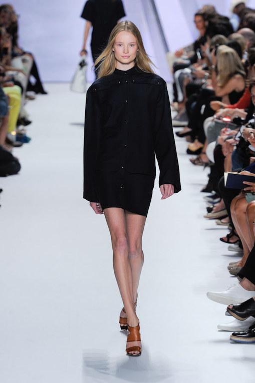 Lacoste - NY Fashion Week Frühjahr/Sommer 2012