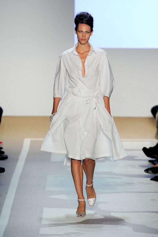 Diane Von Furstenberg - NY Fashion Week FS 2012