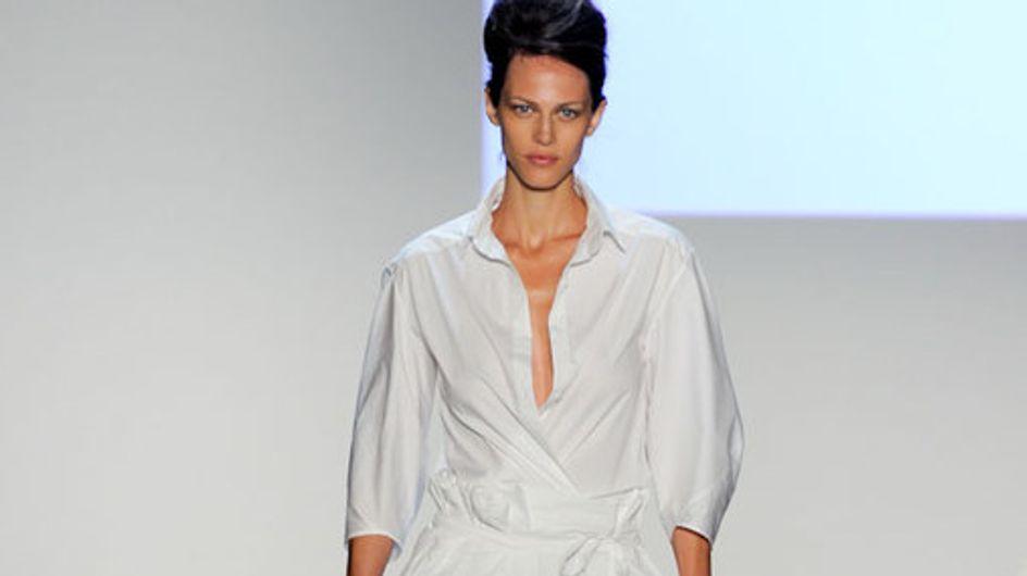 New York FW FS 2012: Diane von Furstenberg zeigt Muster & mehr