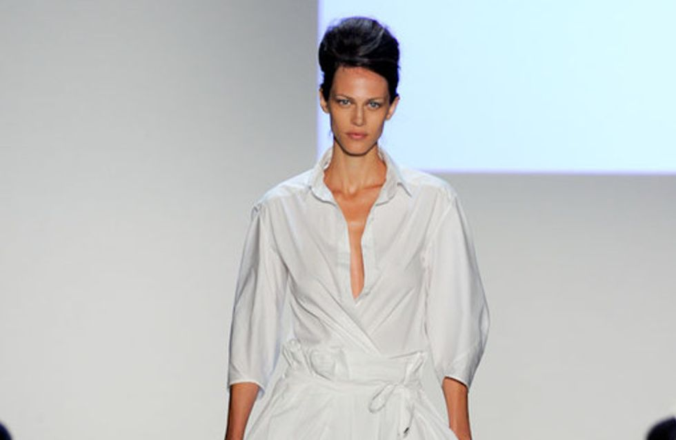 Sfilata Diane Von Furstenberg New York p-e 2012