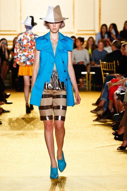 Thakoon - NY Fashion Week Frühjahr/Sommer 2012