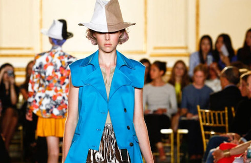 Thakoon - Fashion Week New York Frühjahr/Sommer 2012