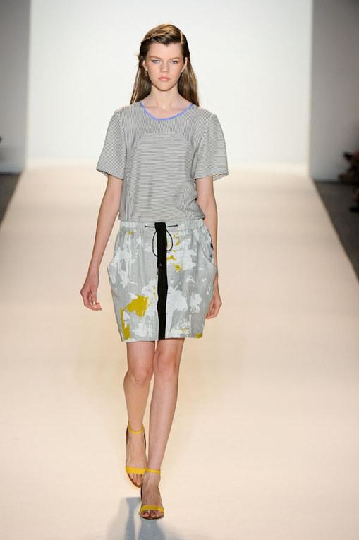 Lela Rose - NY Fashion Week FS 2012