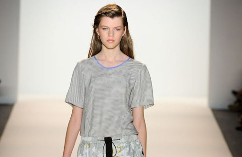 Lela Rose - Fashion Week New York Frühjahr/Sommer 2012