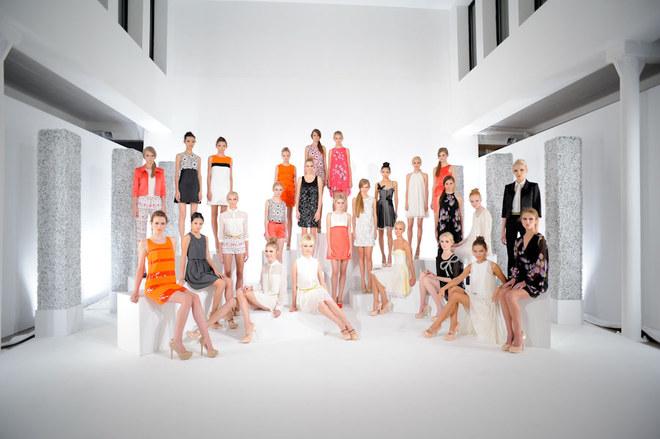 Erin Fetherston New York Fashion Week Spring Summer 2012