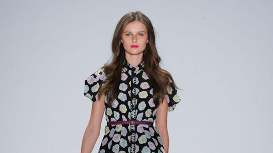 Luca Luca New York Fashion Week Spring Summer 2012