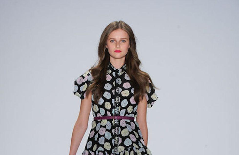 Luca Luca - Fashion Week New York Frühjahr/Sommer 2012