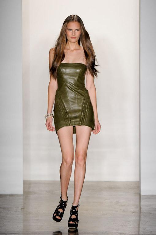 Kevork Kiledjian - NY Fashion Week FS 2012