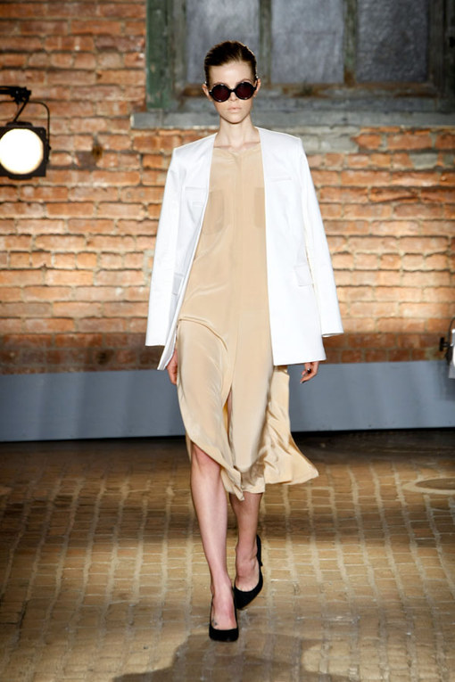Yigal Azrouel - NY Fashion Week FS 2012