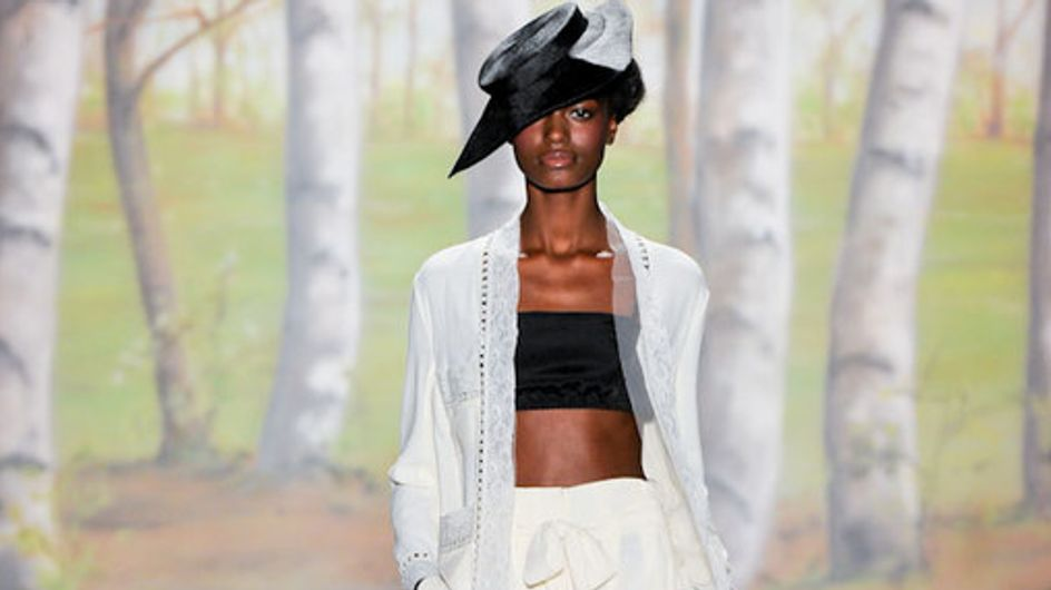 Tracy Reese New York Fashion Week Spring Summer 2012