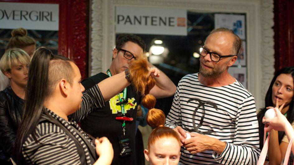 Semaine de la mode à Montréal - Backstage