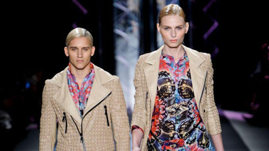 Custo Barcelona - Fashion Week New York Frühjahr/Sommer 2012