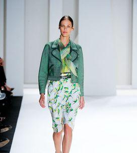 Carolina Herrera - Semana de la Moda de Nueva York Primavera Verano 2012