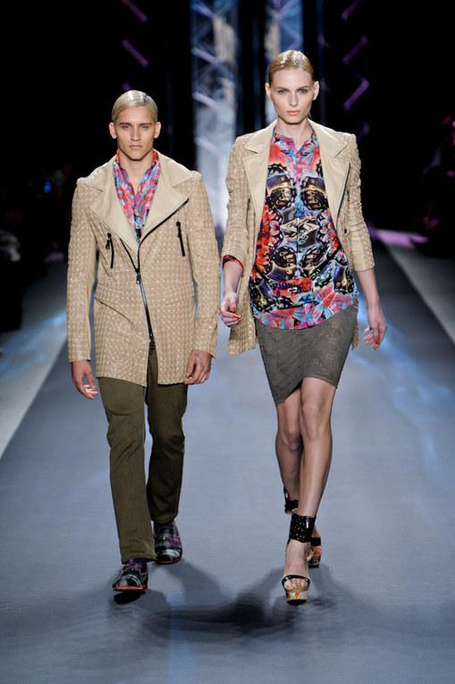 Custo Barcelona New York Fashion Week Spring Summer 2012