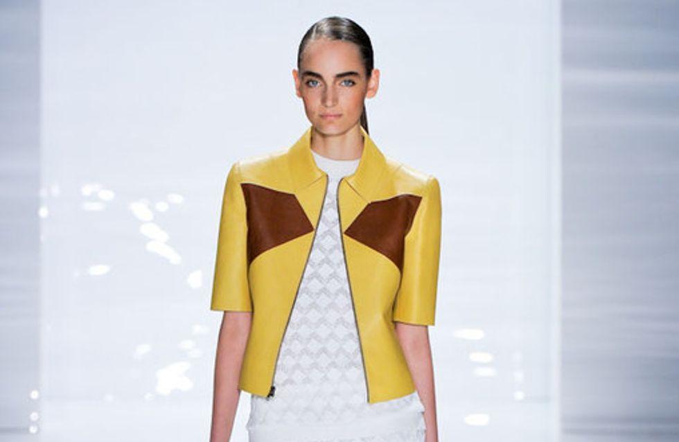 Dereck Lam New York Fashion Week Spring Summer 2012