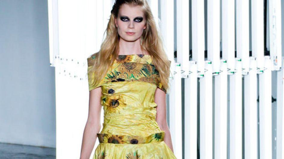Rodarte - Fashion Week New York Frühjahr/Sommer 2012