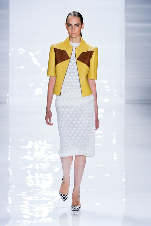 Derek Lam - NY Fashion Week FS 2012
