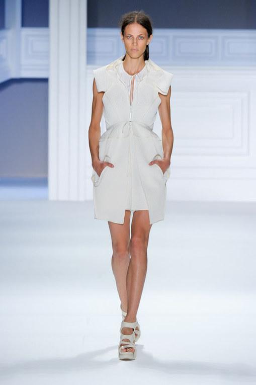 Vera Wang - NY Fashion Week FS 2012