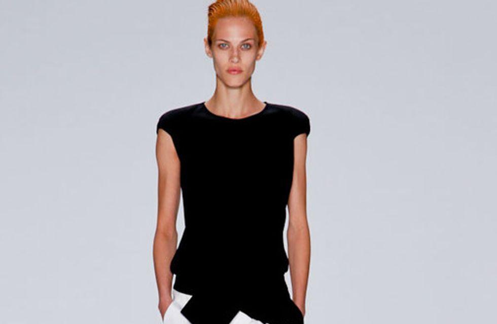 Narciso Rodriguez New York Fashion Week Spring Summer 2012