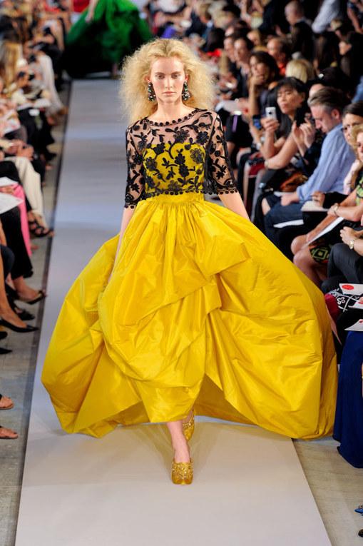 Oscar de la Renta - NY Fashion Week FS 2012