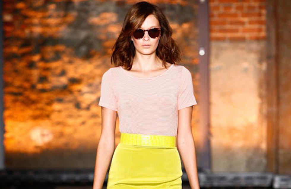 Christian Siriano - Fashion Week New York Frühjahr/Sommer 2012