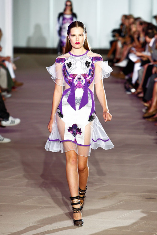 Prabal Gurung - NY Fashion Week FS 2012