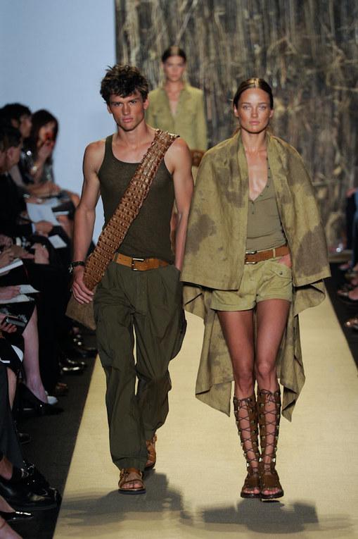 Michael Kors - NY Fashion Week FS 2012