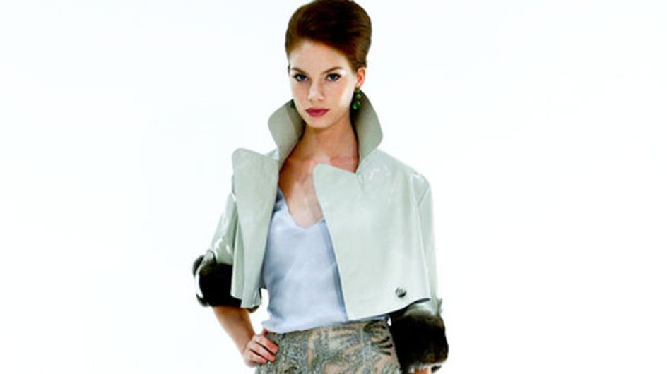 Denis Basso - Fashion Week New York FS 2012