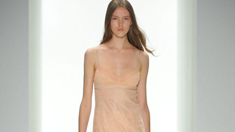Sfilata Calvin Klein New York p-e 2012