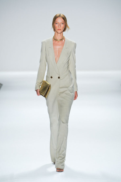 Elie Tahari - NY Fashion Week FS 2012