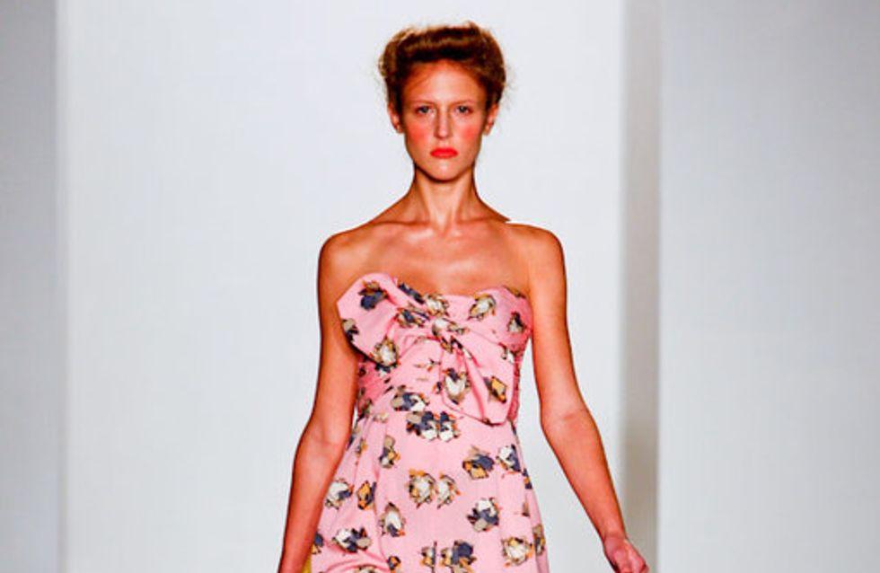 Karen Walker - Fashion Week New York FS 2012