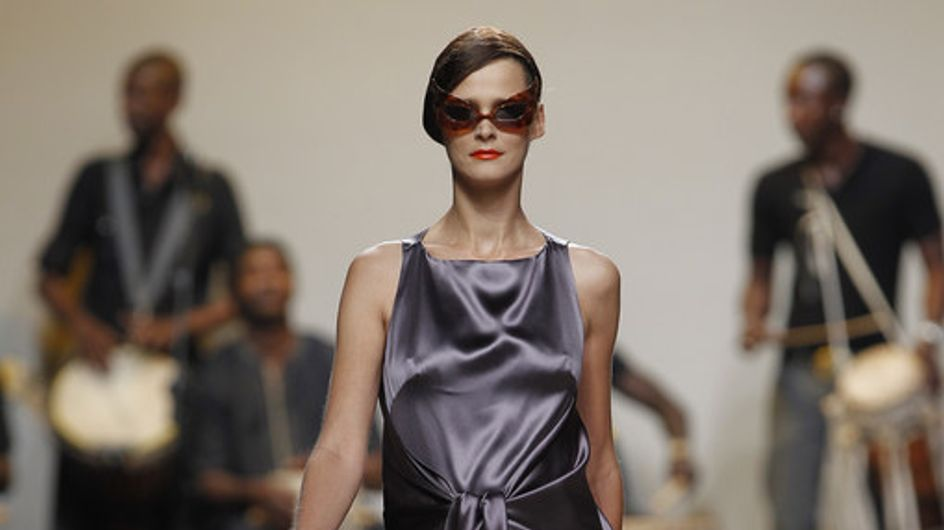 Duyos - Cibeles Madrid Fashion Week Primavera Verano 2012