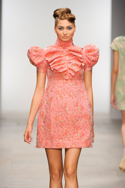 Paul Costelloe London Fashion Week s/s 2012