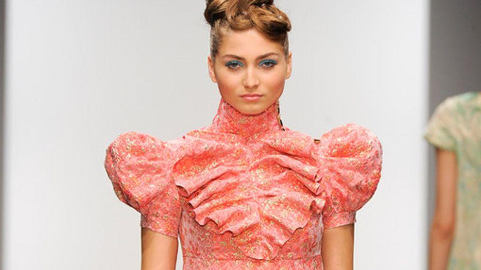 Paul Costelloe London Fashion Week spring/summer 2012 catwalk photos