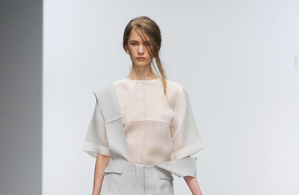 Ann-Sofie Back Atelje - London Fashion Week Primavera Verano 2012